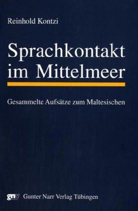 Sprachkontakt im Mittelmeer: Reinhold Kontzi