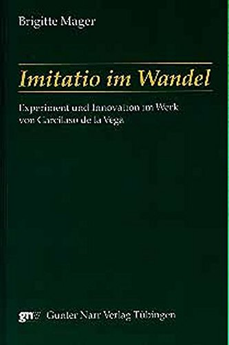 Imitatio im Wandel: Brigitte Mager