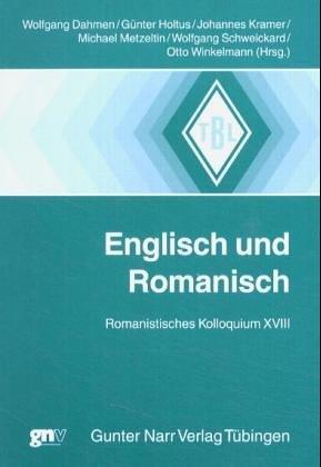Englisch und Romanisch: Wolfgang Dahmen