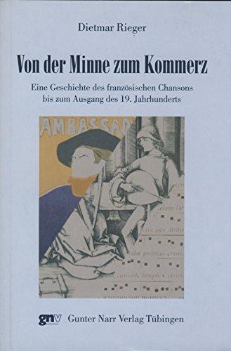 Von der Minne zum Kommerz: Dietmar Rieger
