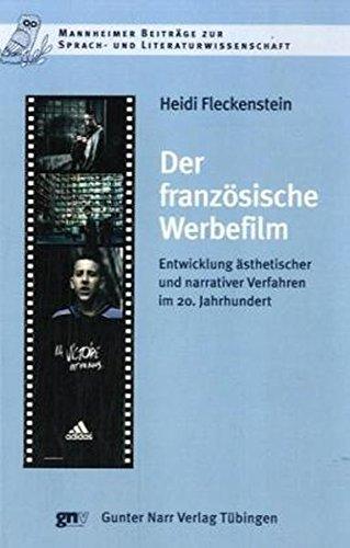 Der französische Werbefilm: Heidi Fleckenstein