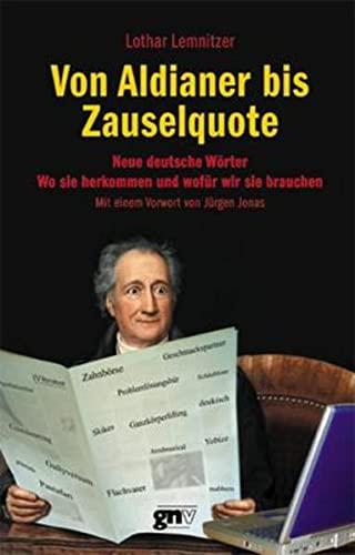 Von Aldianer bis Zauselquote: Narr Dr. Gunter