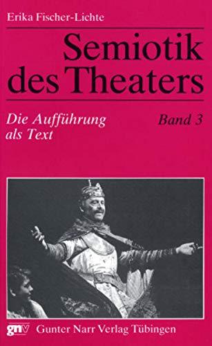 Semiotik des Theaters 3: Narr Dr. Gunter