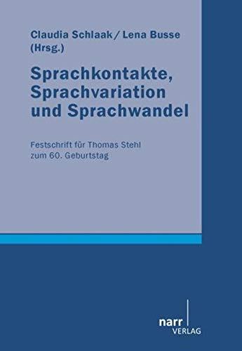 Sprachkontakte, Sprachvariation und Sprachwandel: Lena Busse