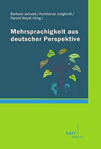 9783823367659: Mehrsprachigkeit aus deutscher Perspektive