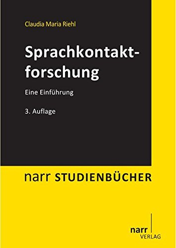 Sprachkontaktforschung: Narr Dr. Gunter