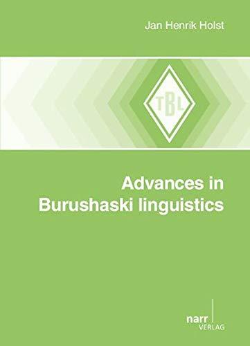 9783823369080: Advances in Burushaski linguistics
