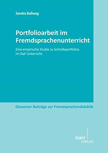 Portfolioarbeit im Fremdsprachenunterricht: Sandra Ballweg