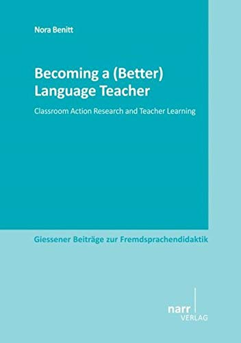 Becoming a (Better) Language Teacher: Nora Benitt