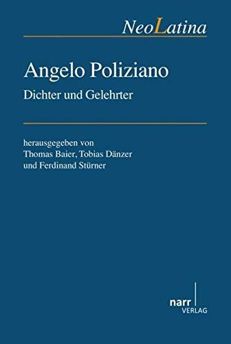 9783823369776: Angelo Poliziano: Dichter und Gelehrter
