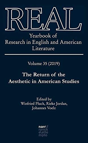 9783823383659: REAL - Yearbook of Research in English and American Literature