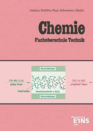 9783823700395: Chemie. Fachoberschule Technik. (Lernmaterialien)