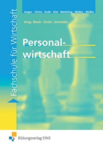 9783823716716: Personalwirtschaft: Lehr-/Fachbuch