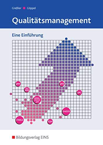 9783823747956: Qualitätsmanagement. Lehr-/Fachbuch: Eine Einführung