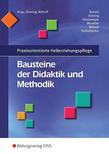 9783823748663: Praxisorientierte Heilerziehungspflege. Bausteine der Didaktik und Methodik. (Lernmaterialien)