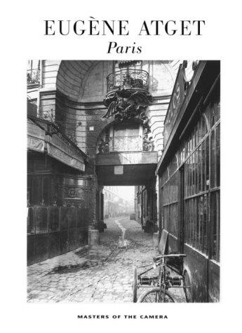9783823803638: Eugene Atget: Paris (Masters of the Camera)