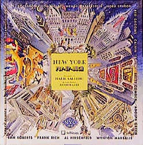 9783823805496: New York Pop-Up-Buch