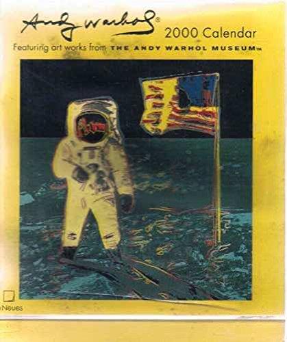 9783823837190: Warhol Calendar: 2000