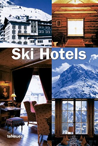 9783823845430: Ski Hotels (Designpocket) (Multilingual Edition)