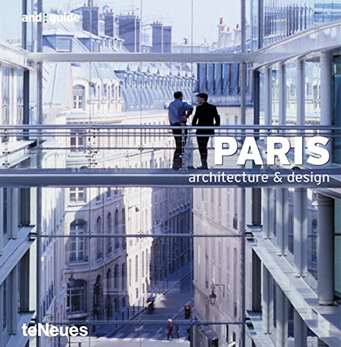 and guide paris architecture et design