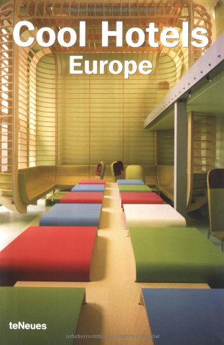 9783823845829: Cool Hotels: Europe