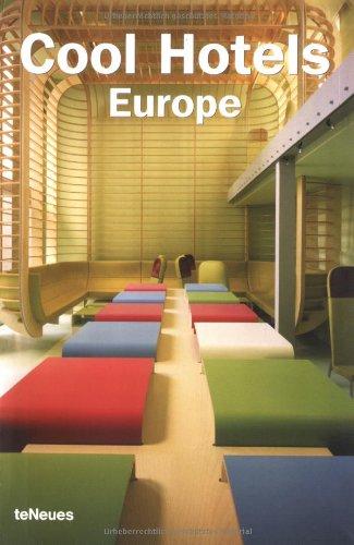 9783823845829: Cool Hotels : Europe (Designpocket)