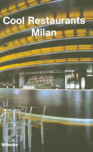 9783823845874: Cool Restaurants Milan
