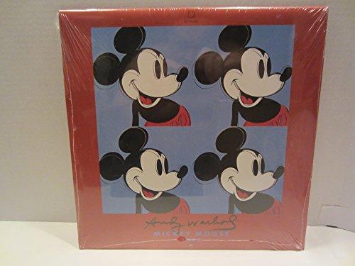 9783823851486: Andy Warhol Mickey Mouse 1997 Calendar