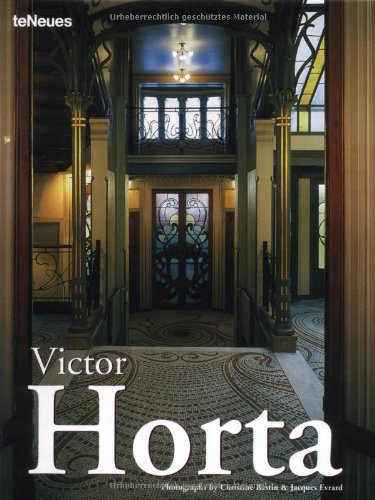 9783823855422: Victor Horta (Archipockets) (English, German, French and Italian Edition)