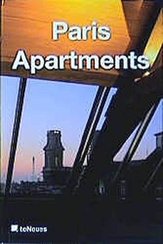 9783823855712: Paris Apartments (English, French, German and Spanish Edition)