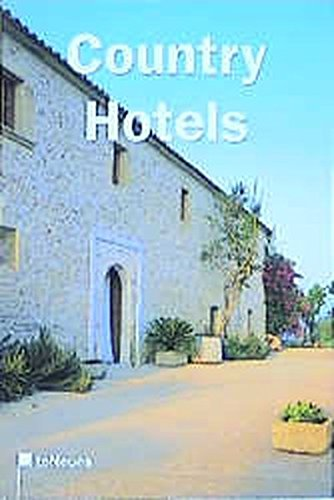9783823855743: Country Hotels (Cool hotel city new)