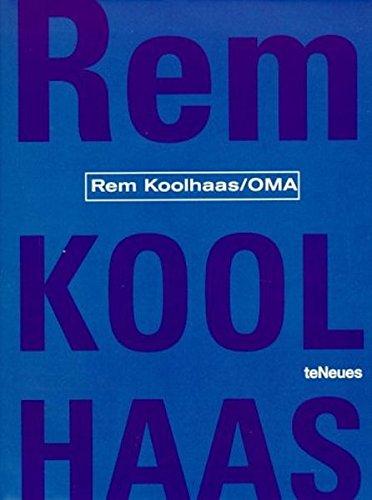 9783823855828: Rem Koolhaas: Oma (Archipockets)
