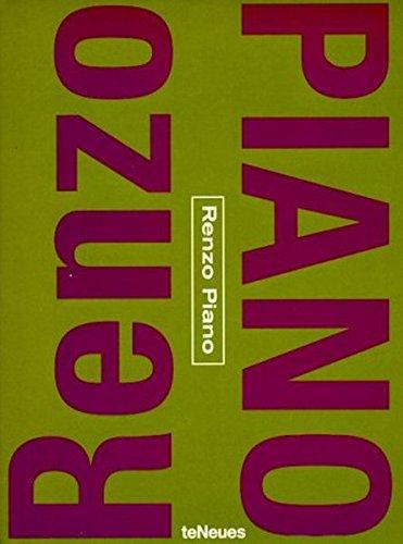 9783823855842: Renzo Piano (Archipockets) (English, Italian, French and German Edition)