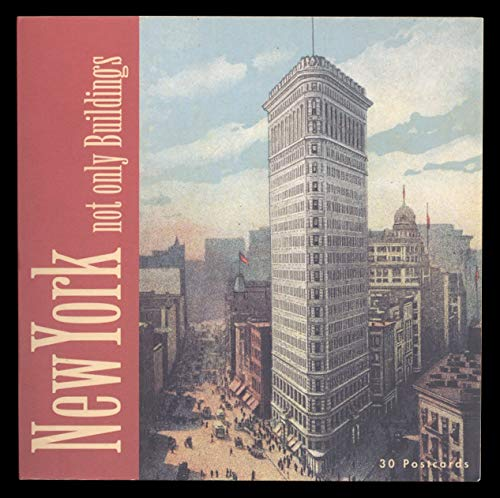 9783823861232: New York (City) Postcard Book: Not Only Buildings