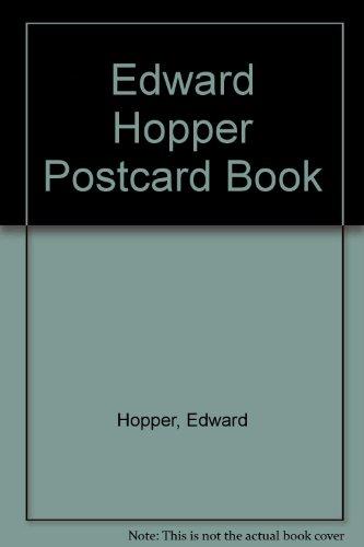 9783823861249: Edward Hopper Postcard Book