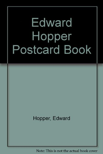 9783823861249: Edward Hopper Postcard Book