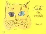 Cats (Print Book): Warhol, Andy