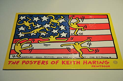 9783823882213: Posters of Keith Haring (Printbook)