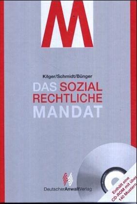 9783824002870: Das sozialrechtliche Mandat