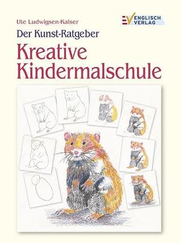 9783824111251: Der Kunst-Ratgeber. Kindermalschule