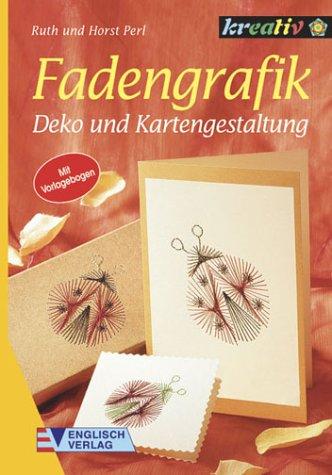 9783824111763: Fadengrafik.