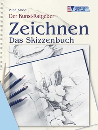 9783824112432: Der Kunst-Ratgeber. Zeichnen. Das Skizzenbuch
