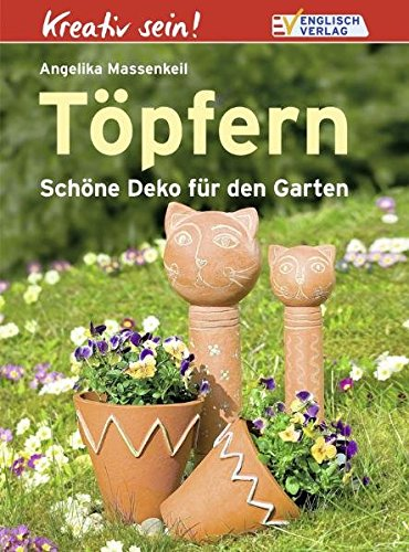 Excellent Tpfern Schne Deko Fr Den Garten With Dekoideen Fr Den Garten.