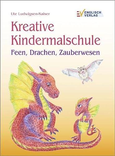 9783824114177: Kreative Kindermalschule
