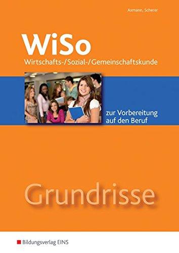 9783824201204: Grundrisse WiSo