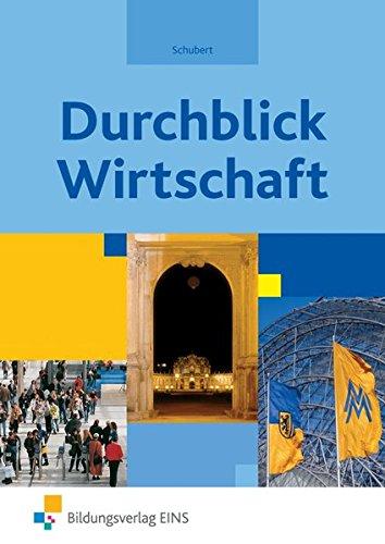 9783824236084: Durchblick Wirtschaft. Schülerbuch. Sachsen