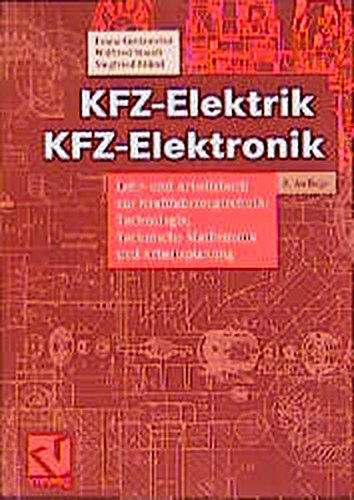 9783824242443: KFZ-Elektrik / KFZ-Elektronik