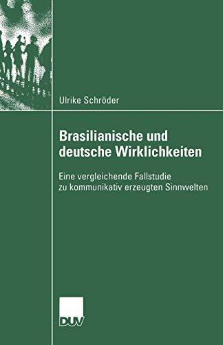 9783824445325: Brasilianische Und Deutsche Wirklichkeiten (Verhandlung der Deutschen Gesellschaft Rheumatologie)