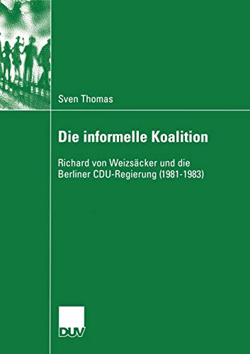 Die informelle Koalition: Sven Thomas