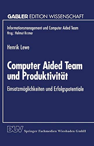 Computer Aided Team und Produktivität: Henrik Lewe